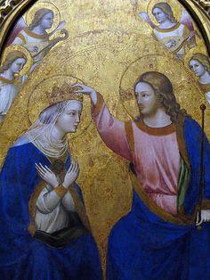 Guariento di Arpo (Couronnement de la Vierge) | by Jean (tarkastad)