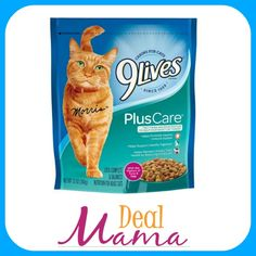 Hot deal on Cat Food!  https://dealmama.com/2018/03/dollar-tree-9lives-plus-care-cat-food-free/