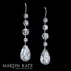 Experience The Beauty Of Eternal Light And Fire Found In Every Flawless Martinkatz Diamond