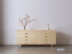Simple Dresser Styled