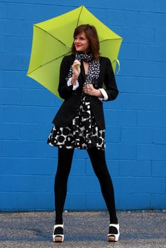 What I Wore, WhatIWore, jessica Quirk, Rainy Day outfits, fashion tumblrs to follow, what to wear in the rain, neon yellow accessories, personal style blog, midwest bloggers, indiana fashion, midwest fashion