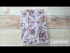 Tutorial For My Prima, Lavender Mini Album Met uitleg Mini Albums, Diy Mini Album, Mini Album Tutorial, Mini Scrapbook Albums, Scrapbook Paper, Scrapbooking Layouts, Girl Scout Swap, Girl Scout Leader, Girl Scouts