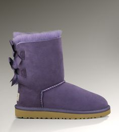 Kid UGG Bailey Bow 1002954 Boots Purple