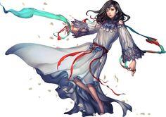 No.1189 清絮祭師 ‧ 希 Priestess of Flawless Purity - Xi #神魔之塔 #神魔_誓約之花
