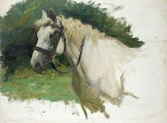 Lucy Kemp-Welch paintings