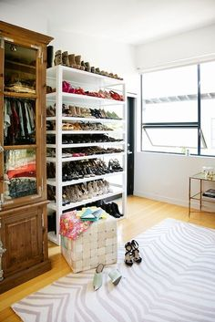 Chic Peek: Whitney Port's Closet Is Like a Sanctuary for Clothes. Tour It Exclusively Here!