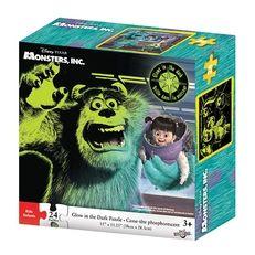 Casse-tête puzzle Monster inc, 24 pièces, 3+ ans. 6.99$  Disponible en boutique ou sur notre catalogue en ligne. Livraison rapide au Québec.  Achetez-le info@laboiteasurprisesdenicolas.ca