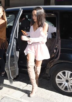 Out in London, England. Leigh Little Mix, Little Mix Jesy, Little Mix Style, Leigh Ann, Jesy Nelson, Cute Beauty, These Girls, Passion For Fashion, Cool Girl