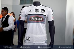 Camisa comemorativa do Emelec George Capwell 2016 Adidas