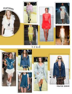 TRND SS18 Trend Report - Fabrics/Textures {Direction for the Contemporary, Young Contemporary, and Fast-Fashion market levels}  Shop the complete report here: http://www.thetrndforecast.com/new-products/trndspring2018forecast  #trends #trnd #thetrndforecast #spring2017 #runway #rtw #fabrics #textures #ss18 #contemporary #youngcontemporary #fastfashion #trendservice