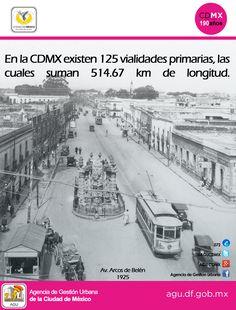 #FelicidadesCDMX por tu progreso a lo largo de #190CDMX