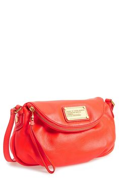 Marc Jacobs Mini Crossover in Red