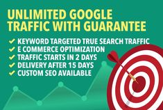 More than 10,000 sales with Superb Rating Special Offer, order any of my gig with a gig extra and you will get another gig Extra totally FREE  Traffic will start within 2 days [Extra Fast order starts in 24 hours] I Will deliver the order after you confirm that you are satisfied If you want visitors for an E Commerce url, please order E Commerce SEO This gig offers 55% to 65% USA traffic & rest is world If you want visitors from a specific country, please order target country SEO Design Logo, Web Design, Google Traffic, Seo Digital Marketing, Seo Marketing, Web Seo, Buy Website, Seo Analysis, Boards