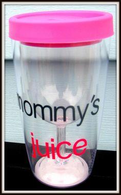 Wine Glass  Mom wine glass  Valentine wine by timestotreasure #craftshout 0208