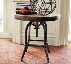Weldon Side Table | Pottery Barn $599