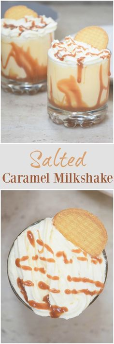 This Salted Caramel Milkshake is a simple kid-friendly recipe that doubles as a crowd favorite. Another word that perfectly describes it is EPIC.