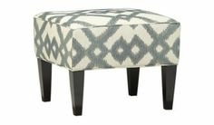 Living Rooms, Jess Ottoman, Living Rooms | Havertys Furniture #HavertysRefresh