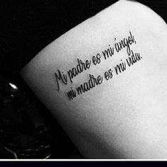 Mi madre es mi ángel, mi padre es mi vida.  #tatuaje#tatuajes#tattoo#tattoos#tattooed
