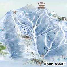 Asia Ski Resorts