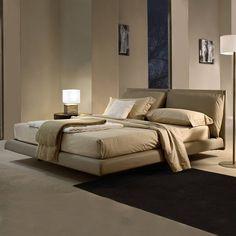 OrDesign: Łóżko SPACE - foto 1 Home Bedroom, Master Bedroom, Bedrooms, Sofa, Space, Inspiration, Furniture, Home Decor, Beds