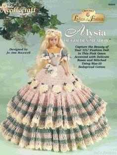 robes de bouteille et de poupées en crochet                                                                                                                                                                                 Plus