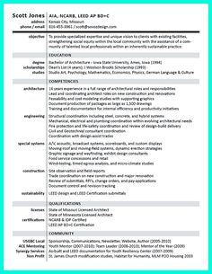 Nice Making Simple College Golf Resume With Basic But Effective  Information, Check More At Http