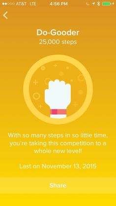 DoGooder- Fitbit badges for charity- FitBit Badges List -The Ultimate Guide to Fitbit Achievements