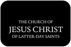 Printable Missionary Name Tags