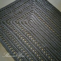 Crochet rug https://m.facebook.com/pitaya.sharonbril