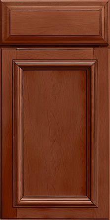 Merillat Masterpiece Cabinetry-Sonoma Maple Chestnut With Onyx Glaze from waybuild
