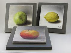 Fruitschilderijtjes