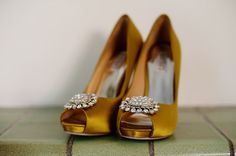 Boone Hall Wedding by Katherine Miller Events | Yellow Heels ...