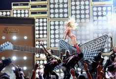 "May 23, 2016 -  Britney Spears Performs ""Toxic,"" ""I'm A Slave 4 U"" & More At The Billboard Music Awards"