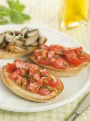 Olive Garden Bruschetta al Pomodoro