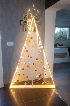 DECO BOIS étoile 28 cm 20 DEL-Fensterdeko décoration de table de Noël étoile illumine
