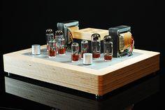 Arte Forma Audio Zaya push-pull integrated amplifier