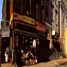 Beastie Boys, Paul's Boutique.