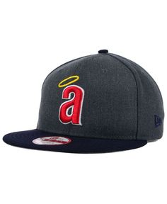41e7c176355 New Era Los Angeles Angels of Anaheim Graphite Speed Up 9FIFTY Snapback Cap  Men - Sports Fan Shop By Lids - Macy s
