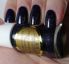 Dior Sparkling Blueberry 979