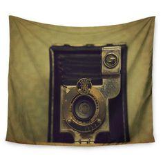 KESS InHouse EKC Jan 1910 by Robin Dickinson Wall Tapestry Size: