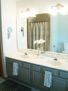 skoots and cuddles: my budget bathroom makeover