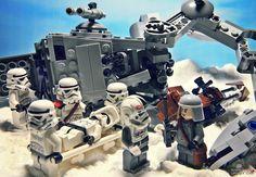 Lego Star Wars / Accident