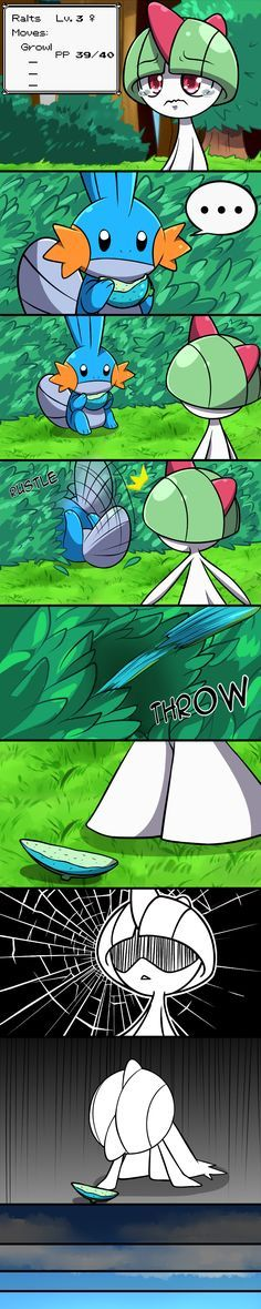 Pokemon - Fateful Encounter Page 4 by Mgx0