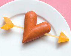 Mini Wiener Hearts