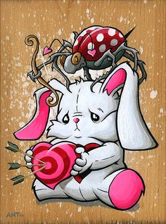 """""""The Love Bug"""" by Anthony Clarkson"""