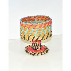 Copa decorativa en relleno de esparto - Cuerda Cieza