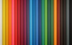 Closet color organizer