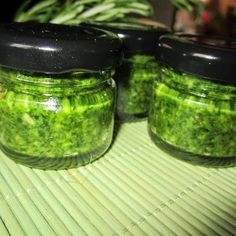 Rezepte: Knoblauch-Kräuter-Paste