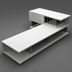 realistic modern house 1 model – Online Pin Page Maquette Architecture, Modern Architecture House, Concept Architecture, Residential Architecture, Interior Architecture, Architecture Definition, Architecture Colleges, Folding Architecture, 3d Model Architecture
