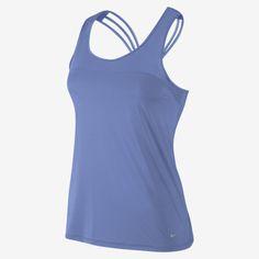 Damska koszulka bez rękawów do biegania Nike Dri-FIT Ultralite